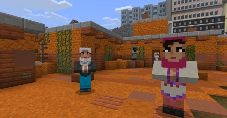 Minecraft Live 2021 анонсирован на октябрь
